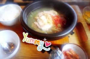 20160430_韓国料理
